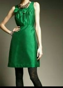Kate Spade emerald green dress size 8